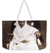 Harriet Tubman Portrait 1911  Weekender Tote Bag