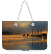 Harris Riverfront Park Weekender Tote Bag