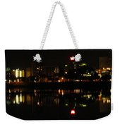 Harrisburg Night Lights Weekender Tote Bag