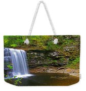 Harrison Wright Falls And Pool Weekender Tote Bag
