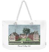 Harvard College - 1720 Weekender Tote Bag
