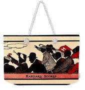 Harvard Scores 1905 Weekender Tote Bag