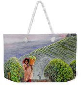 Harvest At Dawn Weekender Tote Bag