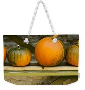 Harvest Display Weekender Tote Bag