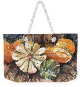 Harvest Gourds Weekender Tote Bag