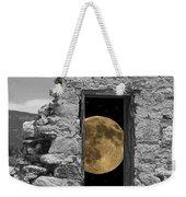 Harvest Moon Through The Magic Door Weekender Tote Bag