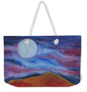 Harvest Moon 1 Weekender Tote Bag