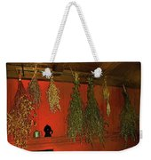 Harvest Of Herbs Weekender Tote Bag