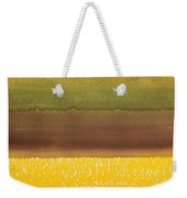 Harvest Original Painting Weekender Tote Bag