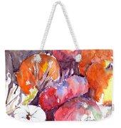 Harvest Pumpkins Weekender Tote Bag