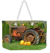 Harvest Tractor Weekender Tote Bag