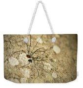 Harvestman Spider Weekender Tote Bag
