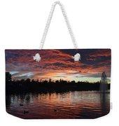 Harveston Sunset Weekender Tote Bag
