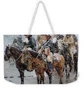 Hashknife Pony Express Weekender Tote Bag