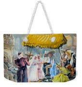 A Jewish Wedding Weekender Tote Bag