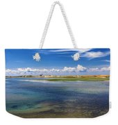 Hatches Harbor Weekender Tote Bag by Bill Wakeley