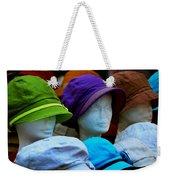 Hats For Sale Weekender Tote Bag