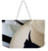 Hats Off To You Weekender Tote Bag