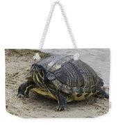 Hatteras Turtle 2 Weekender Tote Bag