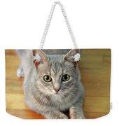 Hattie The Kitty Weekender Tote Bag