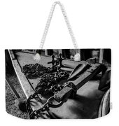 Hauled Anchor Weekender Tote Bag