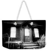 Haunted Weekender Tote Bag by Cat Connor