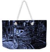 Haunted Mansion Hearse At Midnight New Orleans Disneyland Weekender Tote Bag