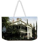 Haunted Mansion New Orleans Disneyland Weekender Tote Bag
