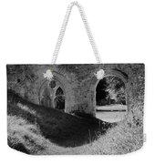 Haunted Mortemer Abbey Weekender Tote Bag