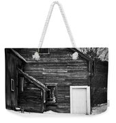 Haunted Old House Weekender Tote Bag by Edward Fielding
