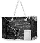 Haunted Old House Weekender Tote Bag