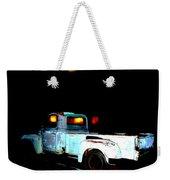 Haunted Truck Weekender Tote Bag