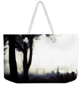Haunting On All Hallow's Eve Weekender Tote Bag