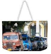 Havana 21 Weekender Tote Bag