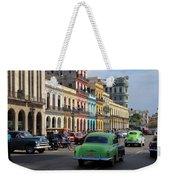 Havana 22 Weekender Tote Bag
