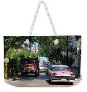 Havana 27 Weekender Tote Bag