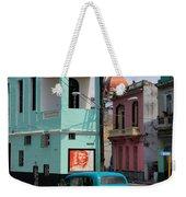 Havana 36 Weekender Tote Bag