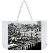 Havana City Weekender Tote Bag