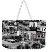 Havana Montage 3 Weekender Tote Bag