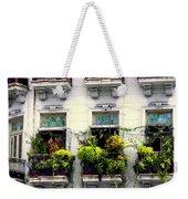 Havana Windows Weekender Tote Bag