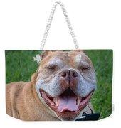 Havana's Grin Weekender Tote Bag