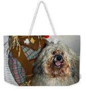 Havanese Dog Weekender Tote Bag