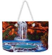 Havasu Falls Cheryln1955@gmail.com Weekender Tote Bag