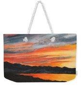 Havasu Sunset Weekender Tote Bag