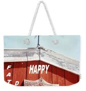 Country Fathers Day  Weekender Tote Bag