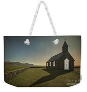 Have A Little Faith Weekender Tote Bag