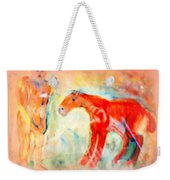 You Could Always Have A Ride After All It Is Your Birthday  Weekender Tote Bag