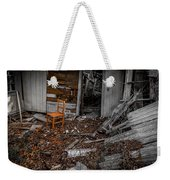 Have A Seat Two Weekender Tote Bag