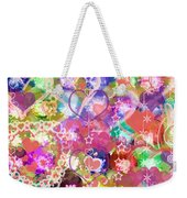 Have I Told You Lately That I Love You Weekender Tote Bag