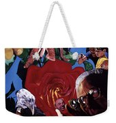 Have You Seen The Eyes Of The Octopus Weekender Tote Bag